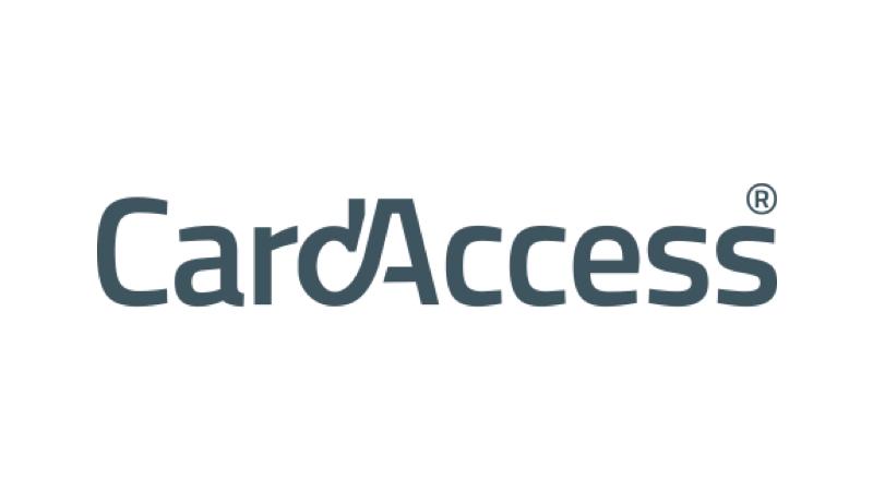 CardAccess logo